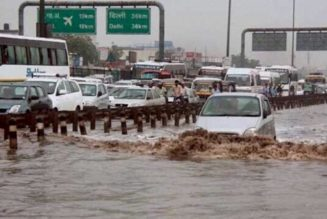 Gurgaon, millennium city, rain, water drainage system, town planning, real estate, Aravali, realtymythss