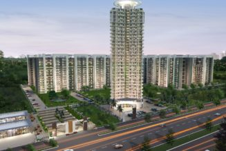 "Tulip Infratech started second phase construction of ""Tulip Violet"""