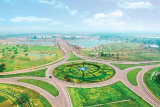 Why Naya Raipur is world's first integrated city?