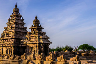 Travel Story of the Architecture of South India