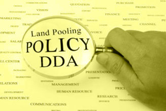 Land Pooling Policy finally approved by DDA