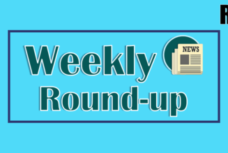 Weekly News Round Up
