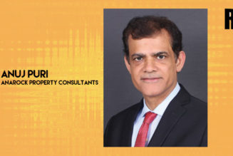 Anuj Puri, Chairman - RealtyMyths RealEstate News