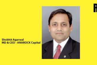 Shobhit Agarwal, MD & CEO - ANAROCK Capital