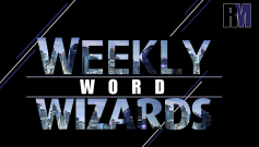 Real Estate Weekly Word Wizard