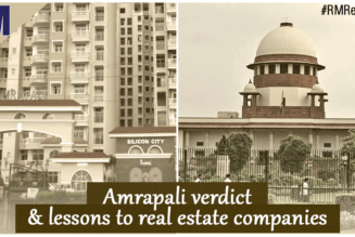 Amrapali verdict Realty Myths
