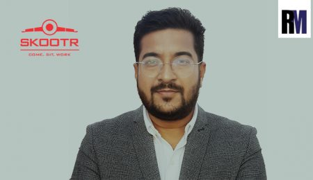 Puneet Chandra- Co-Founder and Joint Managing Director.