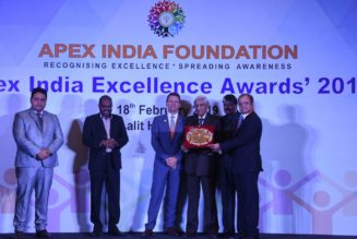 CGPL bags 'Gold' at APEX India Occupational Health & Safety Excellence Award 2018 – RealtyMyths