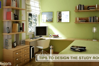 design the study room RealtyMMyths