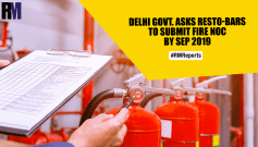 Delhi Govt asks Resto-Bars to Submit fire NOC by Sep 2019
