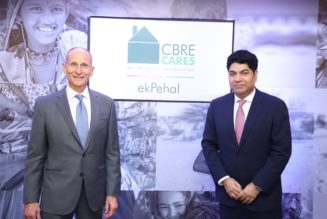 CBRE launches its Foundation – 'CBRE Cares' in India RealtyMyths