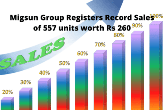 Migsun Group Registers Record