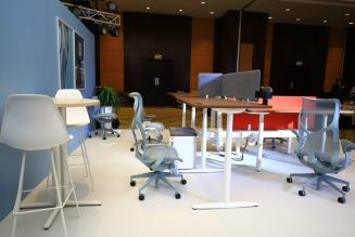 Herman Miller launches Atlas Office Landscape and Cosm Chair for India market,RealtyMyths