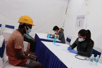 Free Health check-up camp held at Signature Global Park