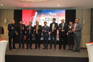 Kamdhenu Group Launched its Premium Product  'Kamdhenu Nxt' in Delhi and Haryana