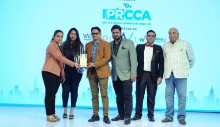 ICCPL, India's leading PR agency, awarded as specialized consultancy for Real estate in the country