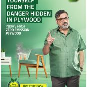 Greenply launches its new brand campaign 'E-0 chuno, Khulke Saans Lo'