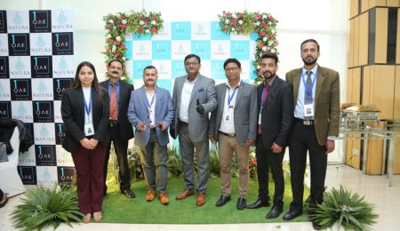 1OAK felicitates channel partners for roaring success of ATMOS; provides AR preview of next project