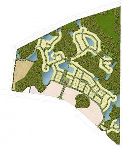 Hines' master plan for Asturia community in Tampa