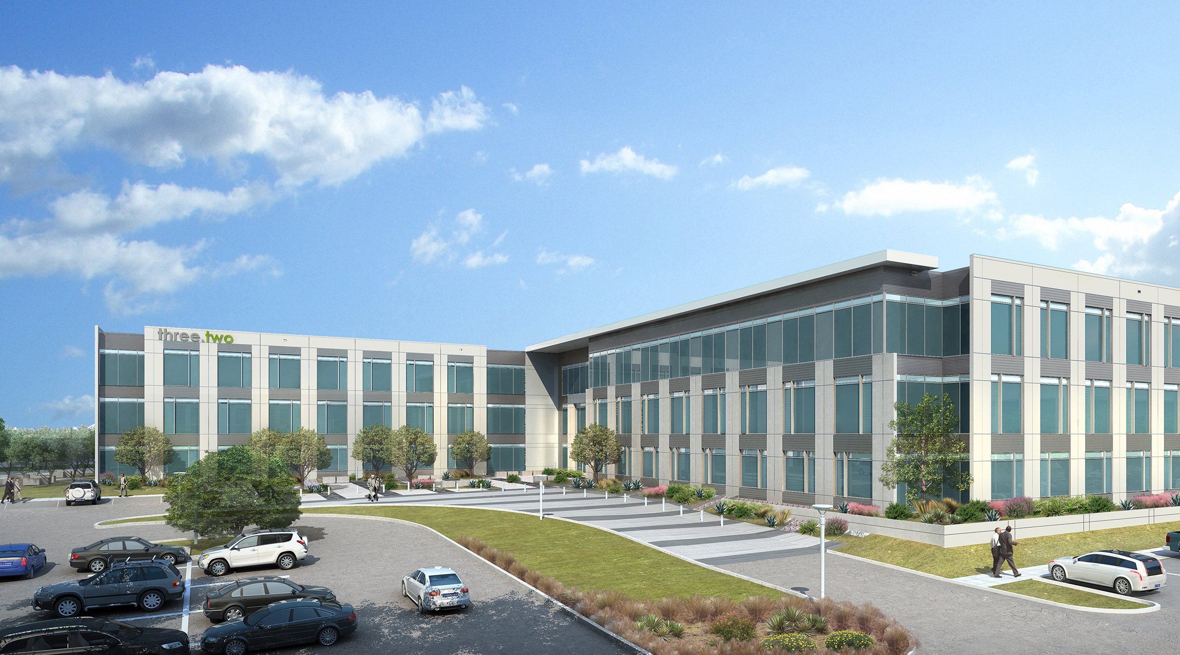 New Office Building Kicks Off Parmer Business Park In