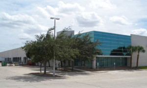 Distribution center in McAllen was  purchased.