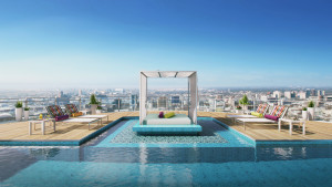 Museum Tower Penthouse - Pool (8)