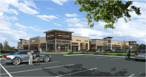 Smithco and Mischer are developing a retail center northwest of Houston.