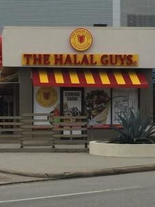 The Halal Guys restaurants entering Houston market.