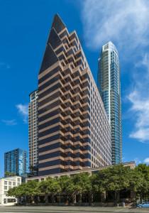 100 Congress building in Austin