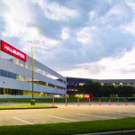 The Halliburton campus in West Houston is for sale. JLL is marketing the 48-acre campus.