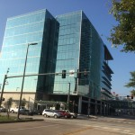 Partnership Tower a 100,000 SF office building in downtown Houston, has opened.