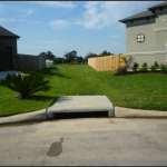 Figure 6: False back inlet in Stonebrook Estates. Photo: Terra Visions