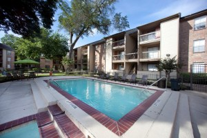 The Timberwalk apartments in northwest Houston were purchased by a Dallas firm.
