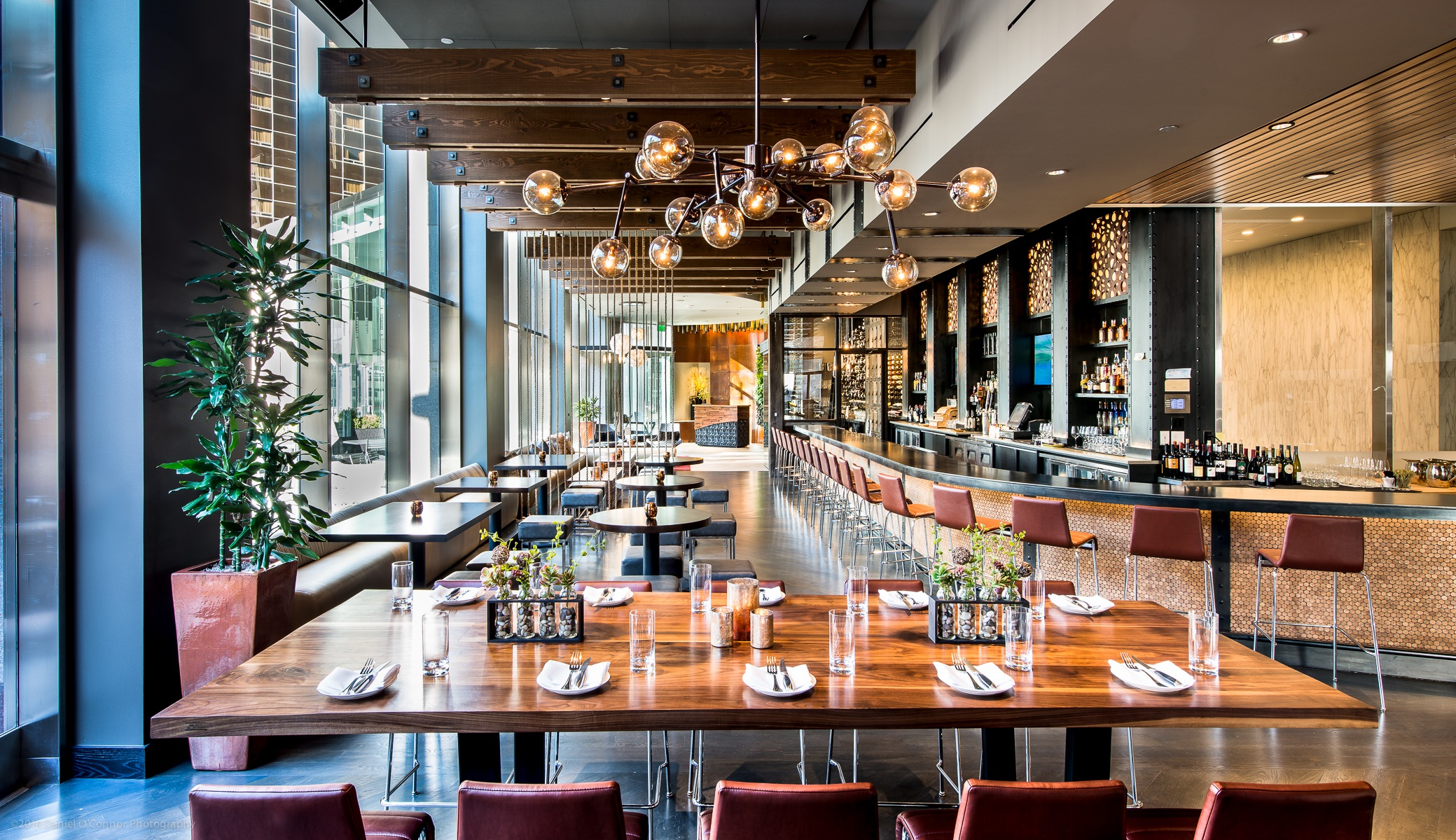 Upscale Denver Steakhouse Signs 13 000 Sf Lease At One