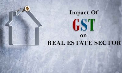 impact of gst on real estate sector