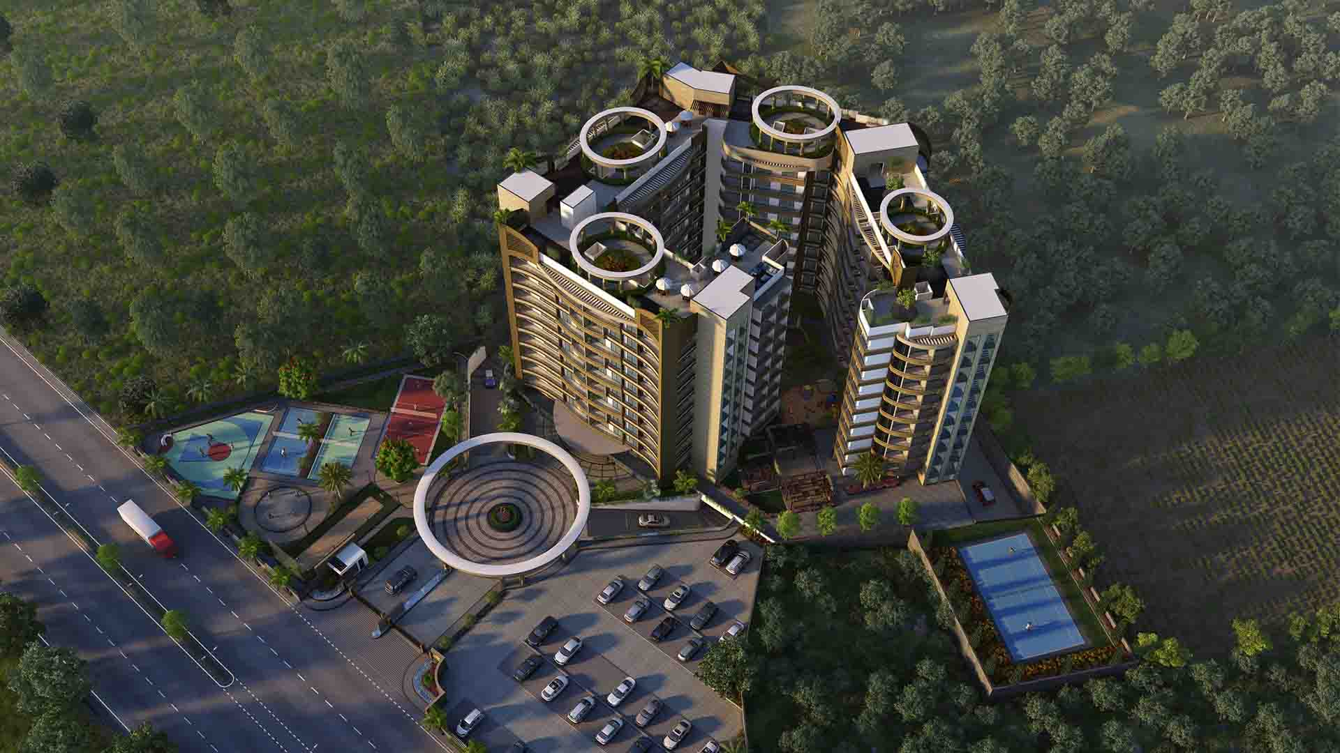 Tulsi Signature Property Review