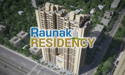 Property Review Of Raunak Residency, Thane by Raunak Group