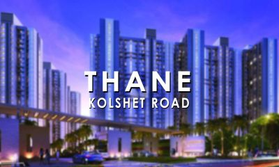 Realty Hotspot Of The Week: Kolshet Road, Thane