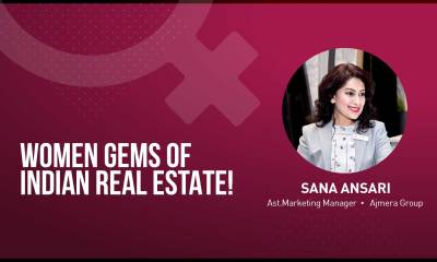 Women's Day Exclusive Interview With Sana Ansari Of Ajmera Group