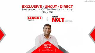 League Makers - Featuring Aditya Kedia of Transcon
