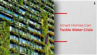Switch From Smart Homes To Environmentally Smart Homes