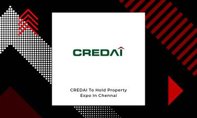 CREDAI Chennai's 1st Event To Be Held In 4 Locations