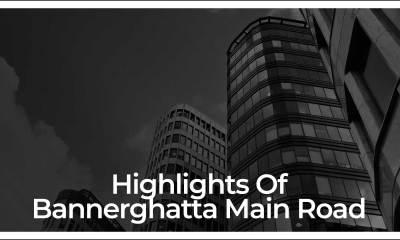Bannerghatta Main Road is an Emerging Micro-market