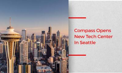 Compass Opens New Tech Center In Seattle
