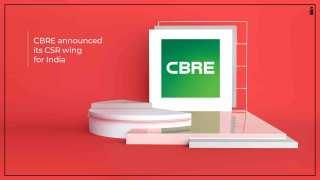 CBRE launches CSR wing in India
