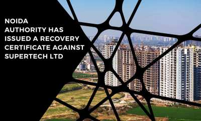 Noida Authority issues Rs 293 crore recovery notice to Supertech for Cape Town project