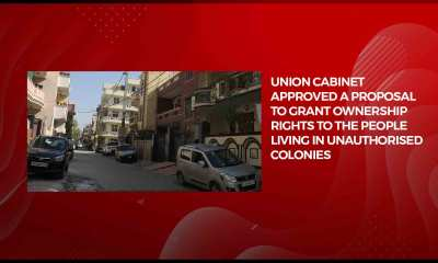 Centre to grant ownership rights to over 1,790 unauthorised colonies in Delhi