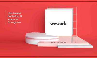 WeWork leases about 85,000 sq ft co-working space in Gurugram