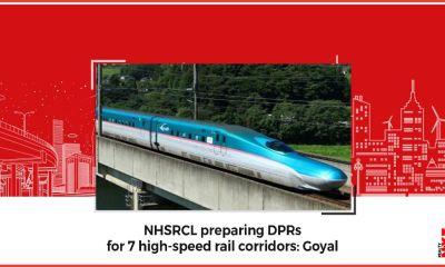 NHSRCL - High Speed Train