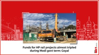 Funds for HP rail projects